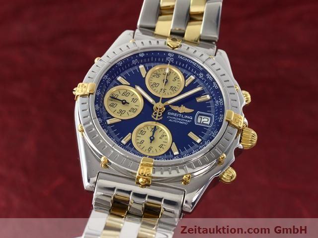 Used luxury watch Breitling Chronomat gilt steel automatic Kal. B.2 ETA7750 Ref. B130501  | 140975 04