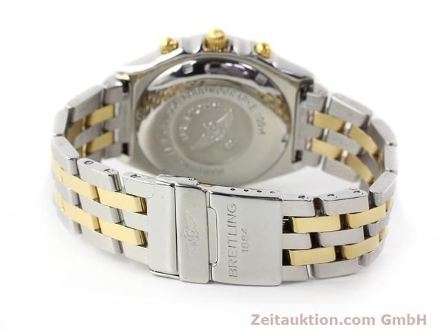 Used luxury watch Breitling Chronomat gilt steel automatic Kal. B.2 ETA7750 Ref. B130501  | 140975 12