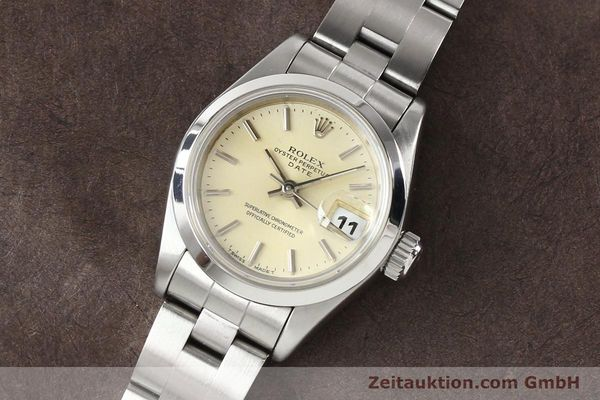 Used luxury watch Rolex Lady Date steel automatic Kal. 2135 Ref. 69160  | 140976 01