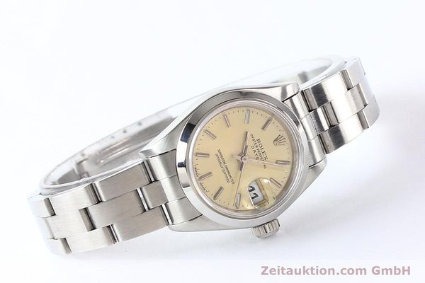 Used luxury watch Rolex Lady Date steel automatic Kal. 2135 Ref. 69160  | 140976 03