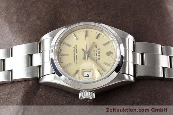 Used luxury watch Rolex Lady Date steel automatic Kal. 2135 Ref. 69160  | 140976 05