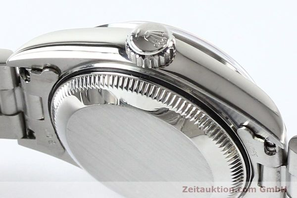 Used luxury watch Rolex Lady Date steel automatic Kal. 2135 Ref. 69160  | 140976 12