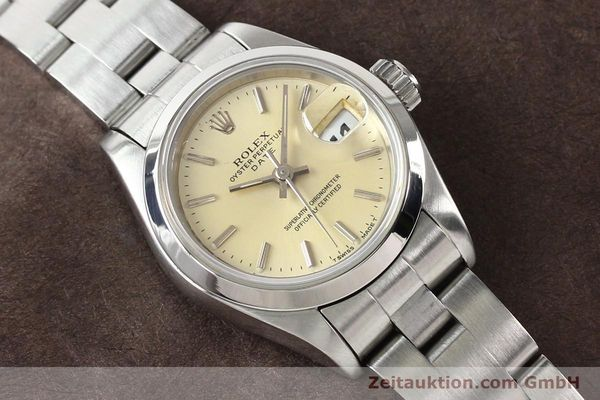 Used luxury watch Rolex Lady Date steel automatic Kal. 2135 Ref. 69160  | 140976 16