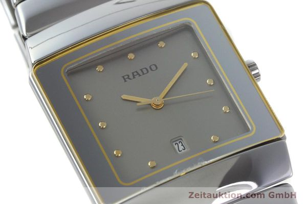 Used luxury watch Rado Diastar ceramic quartz Ref. 152.0332.3  | 140981 02