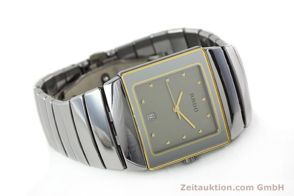 Used luxury watch Rado Diastar ceramic quartz Ref. 152.0332.3  | 140981 03