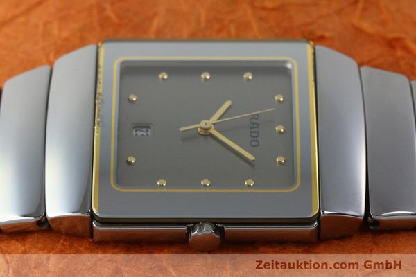 Used luxury watch Rado Diastar ceramic quartz Ref. 152.0332.3  | 140981 05