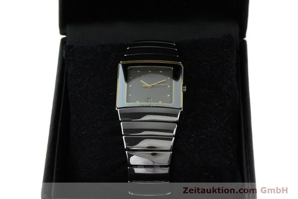 Used luxury watch Rado Diastar ceramic quartz Ref. 152.0332.3  | 140981 07