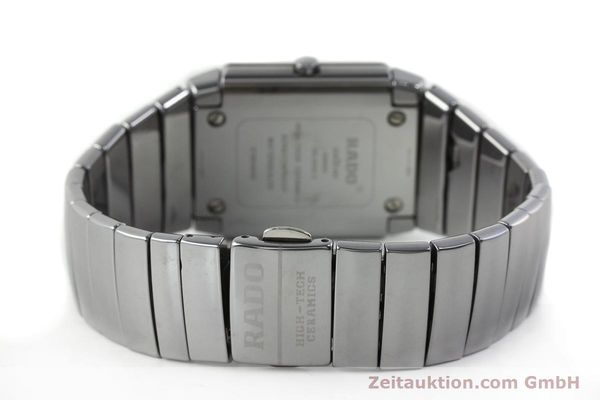 Used luxury watch Rado Diastar ceramic quartz Ref. 152.0332.3  | 140981 11