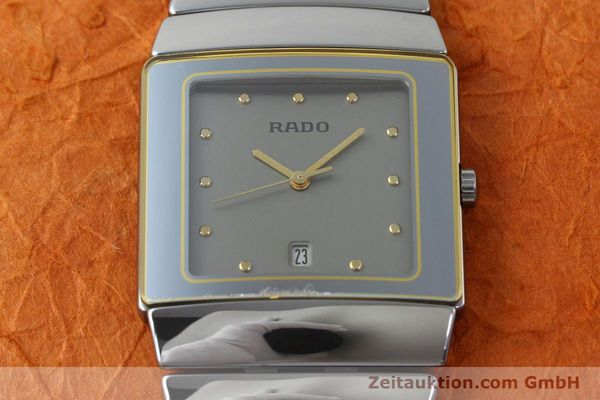 Used luxury watch Rado Diastar ceramic quartz Ref. 152.0332.3  | 140981 14