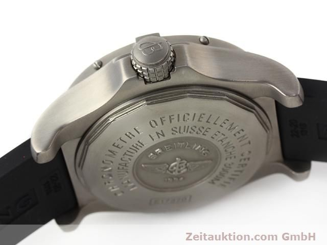 Used luxury watch Breitling Avenger titanium automatic Kal. ETA 2824-2 Ref. E17370  | 140987 08