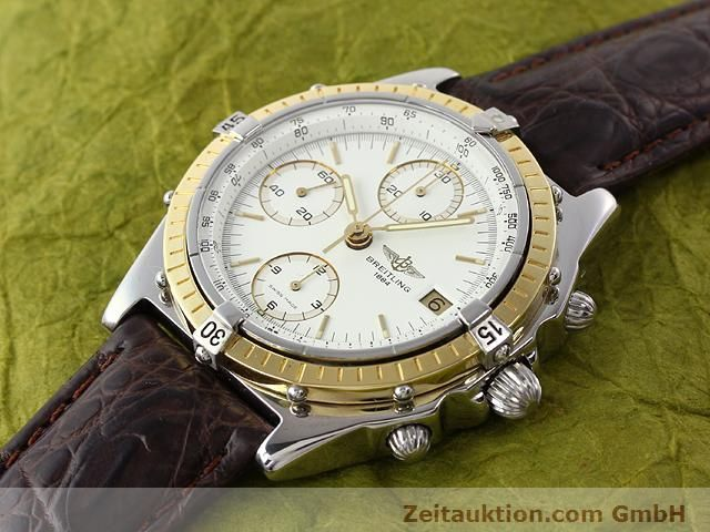 Used luxury watch Breitling Chronomat steel / gold automatic Kal. Valjolux 7750 Ref. 81950D13047  | 140991 01