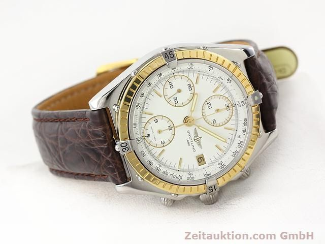 Used luxury watch Breitling Chronomat steel / gold automatic Kal. Valjolux 7750 Ref. 81950D13047  | 140991 03