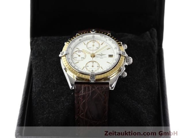 Used luxury watch Breitling Chronomat steel / gold automatic Kal. Valjolux 7750 Ref. 81950D13047  | 140991 07