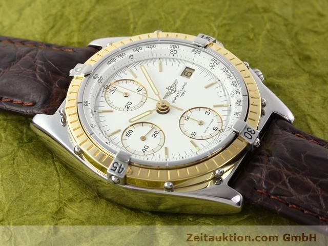 Used luxury watch Breitling Chronomat steel / gold automatic Kal. Valjolux 7750 Ref. 81950D13047  | 140991 11