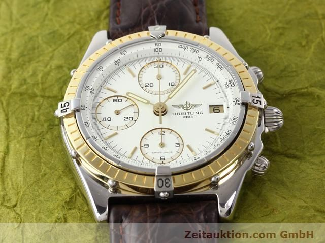 Used luxury watch Breitling Chronomat steel / gold automatic Kal. Valjolux 7750 Ref. 81950D13047  | 140991 12