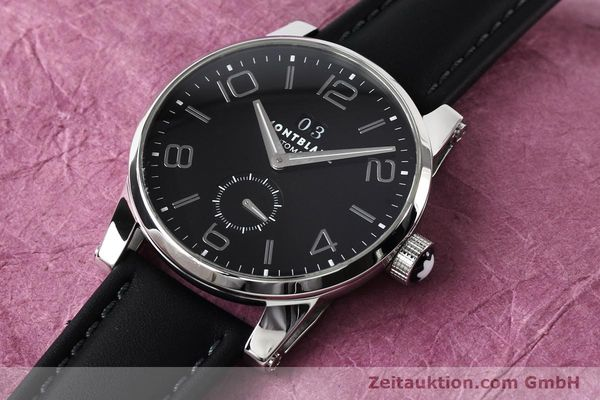 Used luxury watch Montblanc Timewalker steel automatic Kal. 4810906 Ref. 7071  | 140993 01