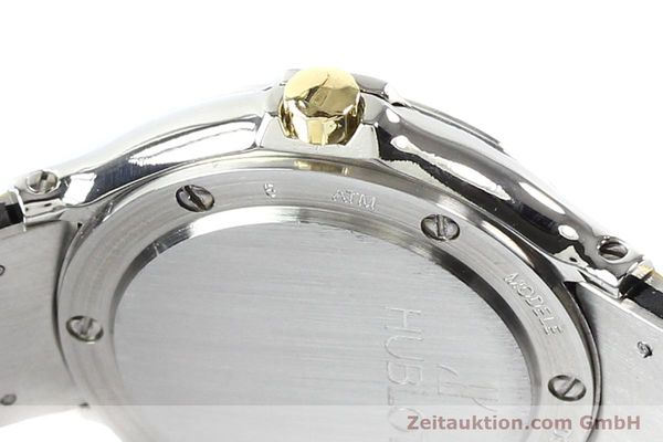 Used luxury watch Hublot MDM steel / gold quartz Kal. ETA 956112 Ref. S139102  | 140995 11