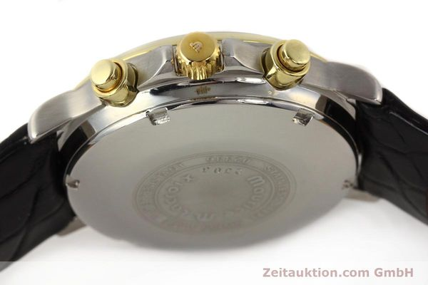 Used luxury watch Maurice Lacroix Croneo gilt steel automatic Kal. ETA 7750 Ref. 02336  | 140998 08