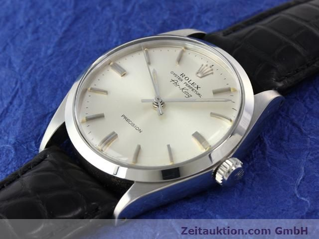 Used luxury watch Rolex Precision steel automatic Kal. 1520 Ref. 5500  | 140999 01