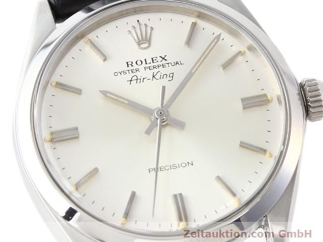 Used luxury watch Rolex Precision steel automatic Kal. 1520 Ref. 5500  | 140999 02