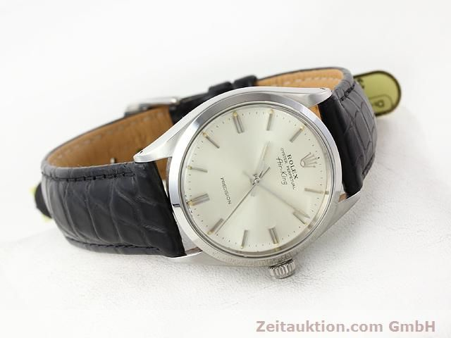Used luxury watch Rolex Precision steel automatic Kal. 1520 Ref. 5500  | 140999 03