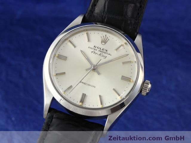 Used luxury watch Rolex Precision steel automatic Kal. 1520 Ref. 5500  | 140999 04