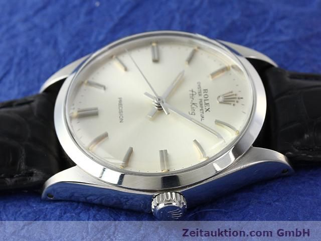 Used luxury watch Rolex Precision steel automatic Kal. 1520 Ref. 5500  | 140999 05