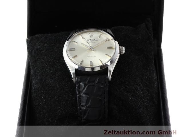 Used luxury watch Rolex Precision steel automatic Kal. 1520 Ref. 5500  | 140999 07
