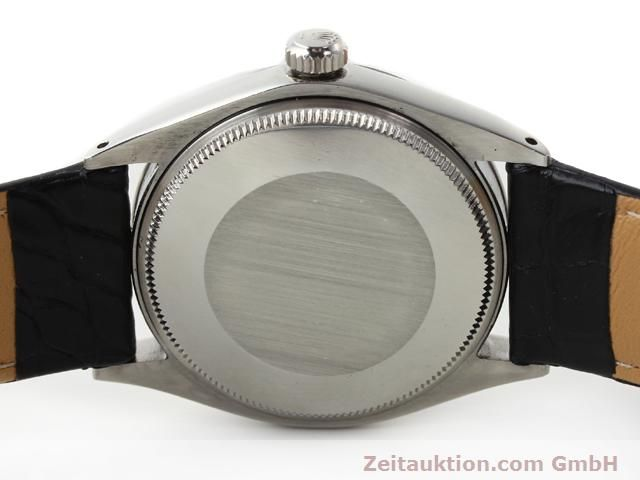 Used luxury watch Rolex Precision steel automatic Kal. 1520 Ref. 5500  | 140999 08