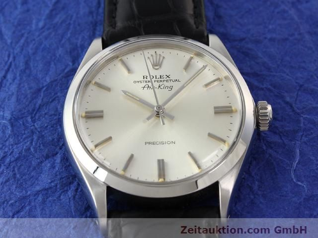 Used luxury watch Rolex Precision steel automatic Kal. 1520 Ref. 5500  | 140999 13