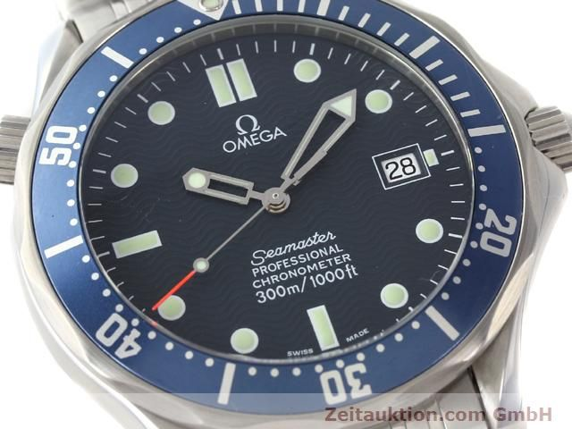 Used luxury watch Omega Seamaster steel automatic Kal. 1120 Ref. 25318000  | 141003 02