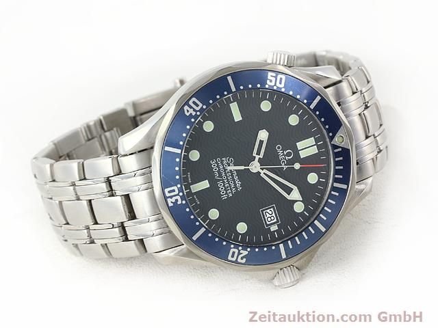 Used luxury watch Omega Seamaster steel automatic Kal. 1120 Ref. 25318000  | 141003 03
