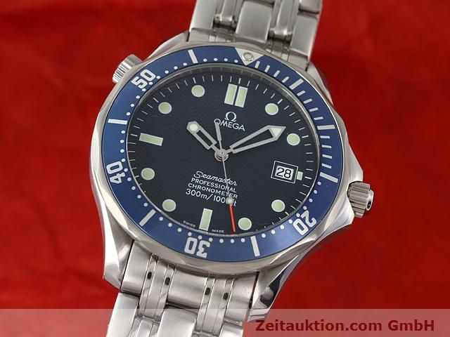 Used luxury watch Omega Seamaster steel automatic Kal. 1120 Ref. 25318000  | 141003 04
