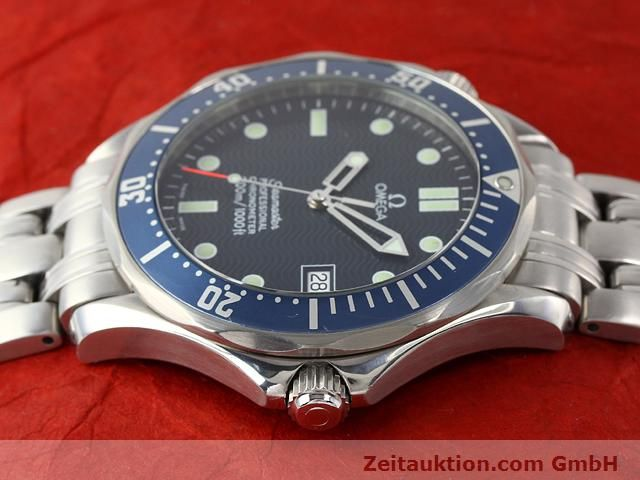 Used luxury watch Omega Seamaster steel automatic Kal. 1120 Ref. 25318000  | 141003 05
