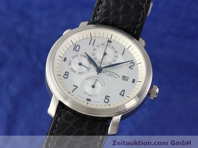 Used luxury watch Mühle Business Timer steel automatic Kal. ETA 2892A2 Ref. M13065  | 141004 04