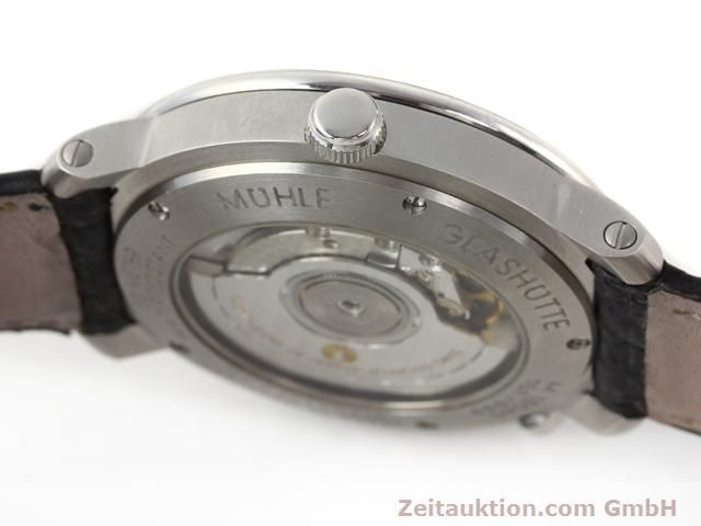 Used luxury watch Mühle Business Timer steel automatic Kal. ETA 2892A2 Ref. M13065  | 141004 11