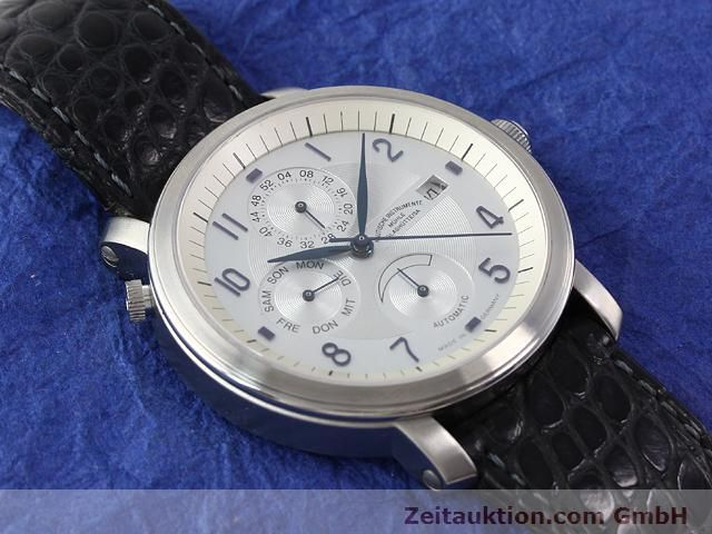Used luxury watch Mühle Business Timer steel automatic Kal. ETA 2892A2 Ref. M13065  | 141004 14