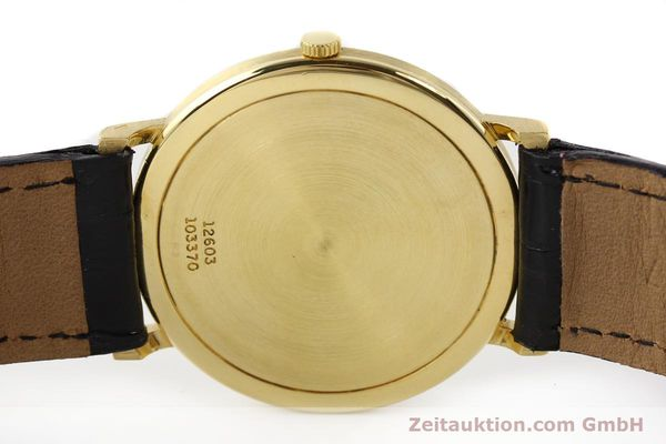 Used luxury watch Piaget * 18 ct gold automatic Kal. 12P Ref. 12603  | 141006 09