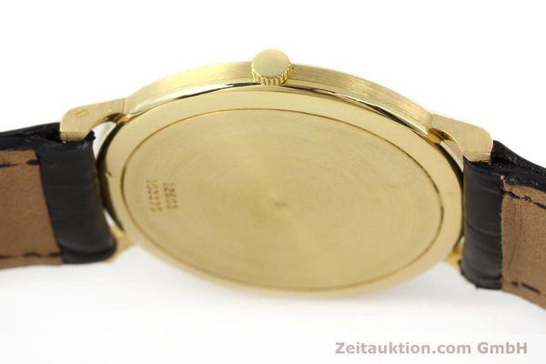 Used luxury watch Piaget * 18 ct gold automatic Kal. 12P Ref. 12603  | 141006 12