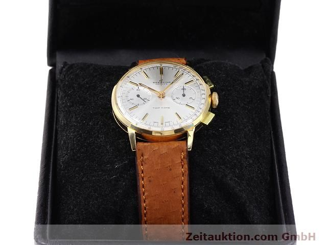 Used luxury watch Breitling Top Time 18 ct gold manual winding Kal. Venus 188  | 141007 07