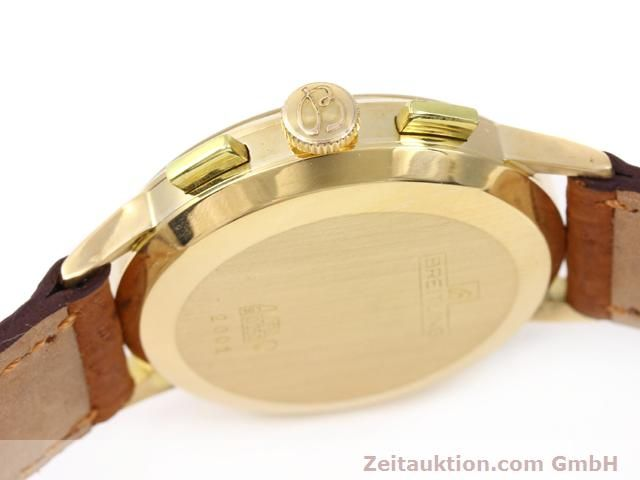 Used luxury watch Breitling Top Time 18 ct gold manual winding Kal. Venus 188  | 141007 11