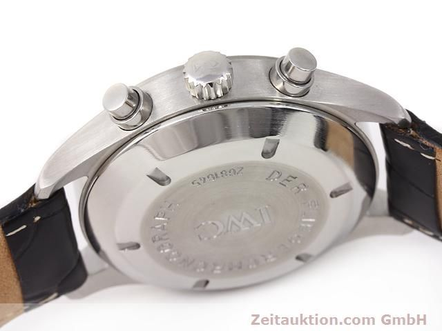 Used luxury watch IWC Fliegerchronograph steel automatic Kal. C.7922 Ref. 3706  | 141011 11