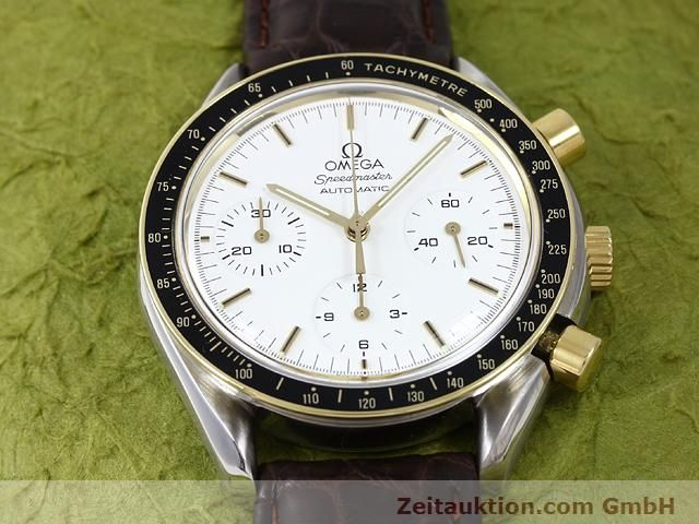 Used luxury watch Omega Speedmaster steel / gold automatic Kal. 1140 ETA 2890-2  | 141012 13