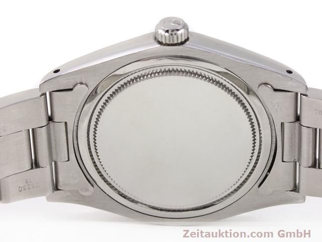 Used luxury watch Rolex Precision steel manual winding Kal. 1225 Ref. 6694  | 141015 08