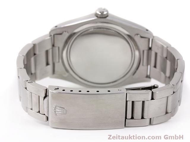 Used luxury watch Rolex Precision steel manual winding Kal. 1225 Ref. 6694  | 141015 12
