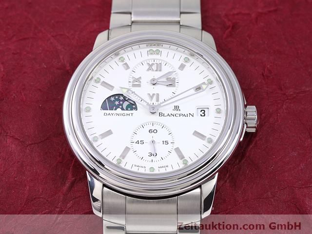 Used luxury watch Blancpain Leman steel automatic Kal. 5L60  | 141018 16