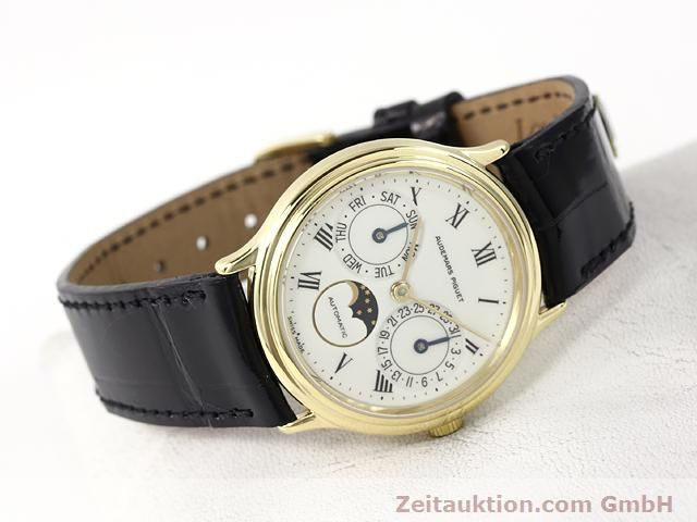 Used luxury watch Audemars Piguet * 18 ct gold automatic Kal. 2124  | 141021 03