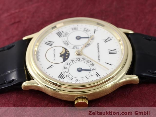 Used luxury watch Audemars Piguet * 18 ct gold automatic Kal. 2124  | 141021 05