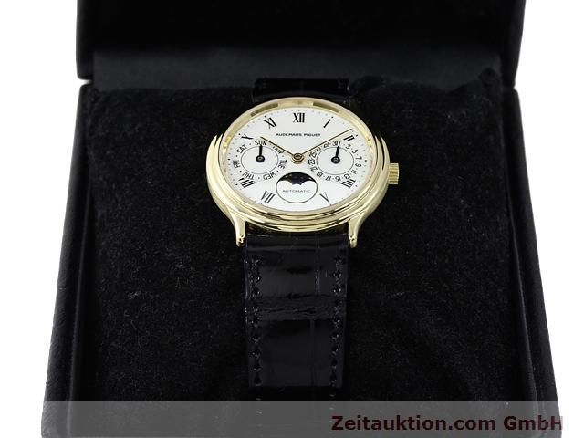 Used luxury watch Audemars Piguet * 18 ct gold automatic Kal. 2124  | 141021 07