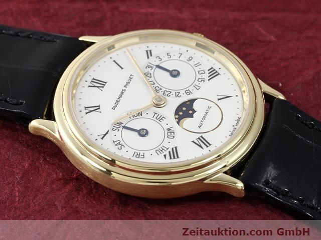 Used luxury watch Audemars Piguet * 18 ct gold automatic Kal. 2124  | 141021 15